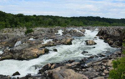 Great Falls of the Potomac, Montgomery County MD