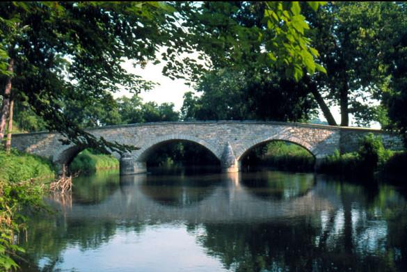 Burnside Bridge in Washington County